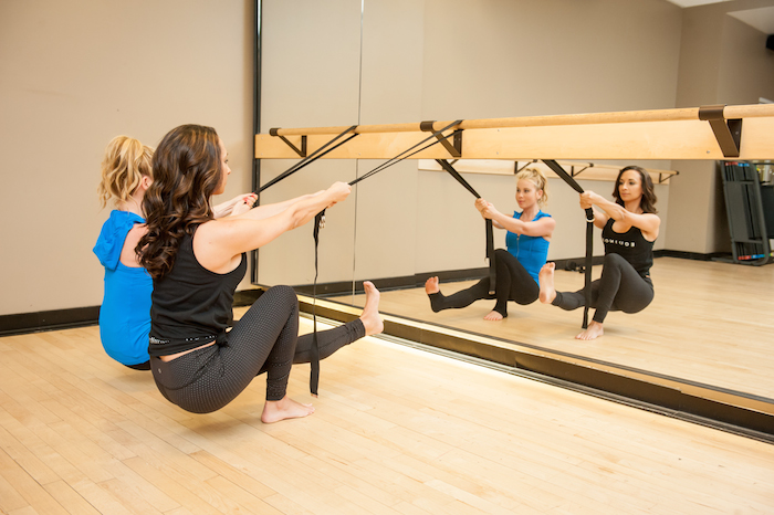 EQUINOX LAUNCHES : GOLD BARRE HOSTED BY TARA LIPINSKI